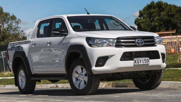 Toyota Hilux has scored a win in the big battle of the utes, knocking Ford Ranger into second place in August sales.