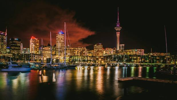 Walking alone in Auckland city at night is not wise, says area commander Matthew Srhoj.