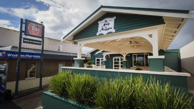 A man remains in stable condition in Taranaki Base Hospital after his eye was gouged out during a fight at the Nag 'N' ...