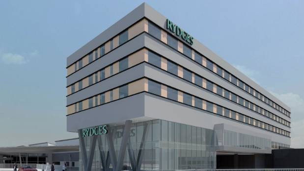 A $36 million Rydges hotel is another way Wellington Airport is growing.