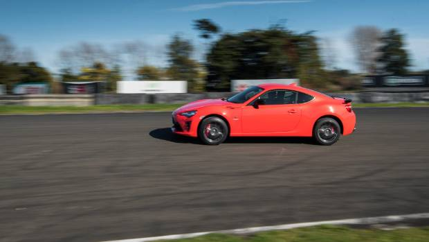 Toyota 86 Amon Special Edition