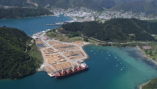 Shakespeare Bay, pictured, is being mooted as the most likely location for a new floating dry dock.
