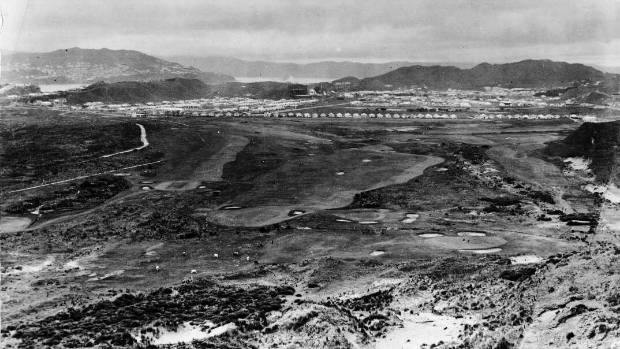 Miramar Golf Course about 1930.