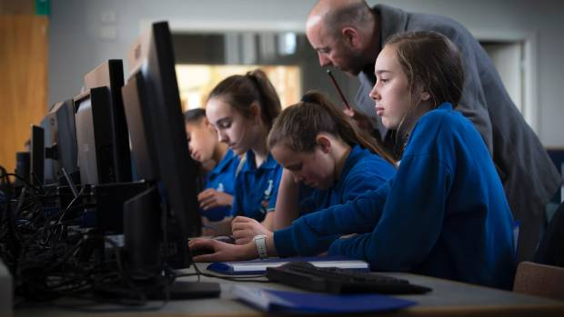 Opposition parties say there aren't enough tech savvy teachers to go around.