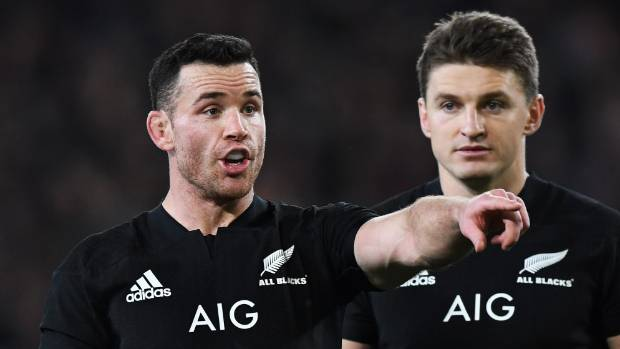 All Blacks expecting physical, angry South African side in Rugby Championship clash