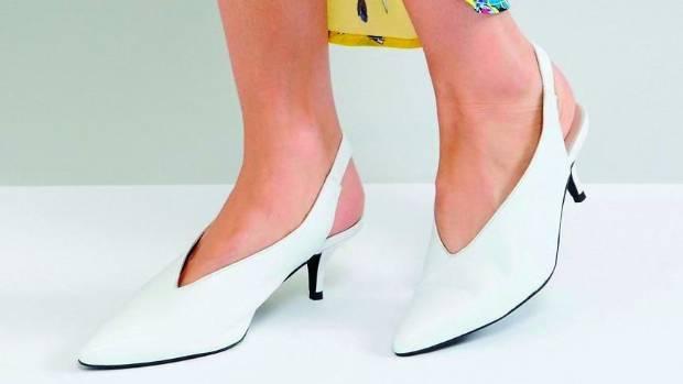 Gestuz slingback heels, $367, at ASOS.