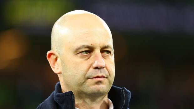 NRL chief executive Todd Greenberg says coaches have to stop blaming referees.