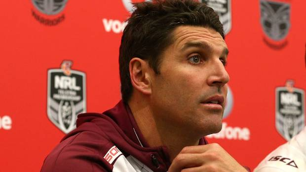 Manly coach Trent Barrett is likely to get a breach notice within the next day.