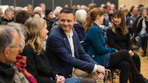 Green Party leader James Shaw lost his co-leader Metiria Turei after she admitted historic benefit fraud and resigned.