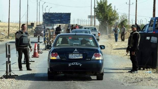 Two police lieutenants were among the 18 killed when Islamic State militants ambushed a police convoy in northern Sinai ...