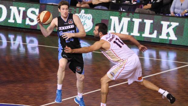 Dillon Boucher played a total of eight seasons with the Breakers in the ANBL.