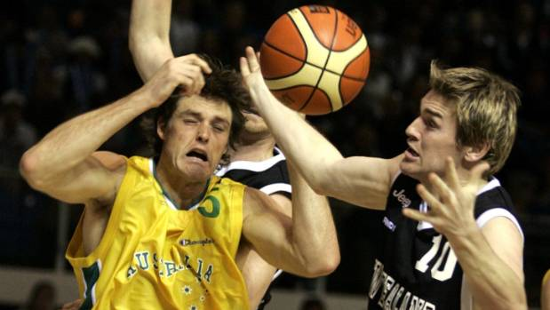 Dillon Boucher was a fixture in the Tall Blacks squad from 2002 to 2007
