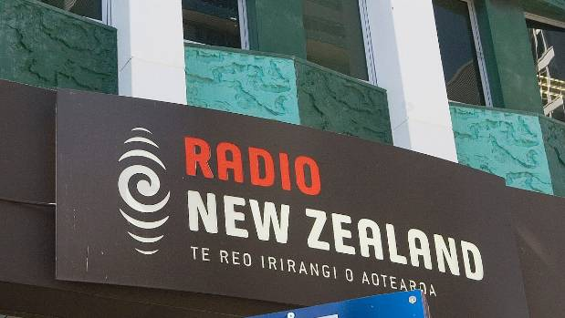 Radio NZ would be the big winner from Labour's broadcasting policy.