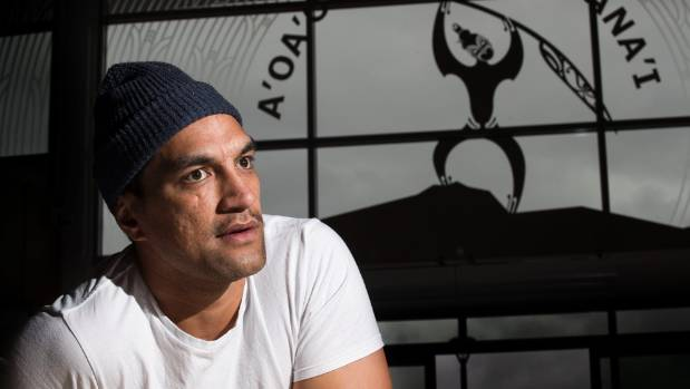 He Waka Tapu youth suicide prevention worker Zion Tauamiti visits about 12 Christchurch schools each week.