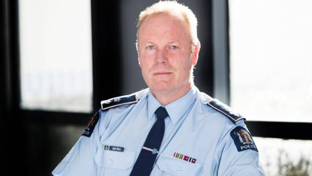 Canterbury District Commander John Price says a close collaboration between police and the Canterbury District Health ...