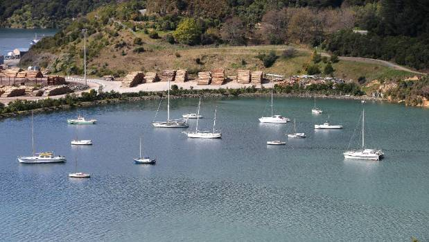 What will happen to the boat moorings in Shakespeare Bay?