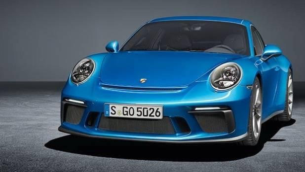 2017 Porsche 911 GT3 Touring Package