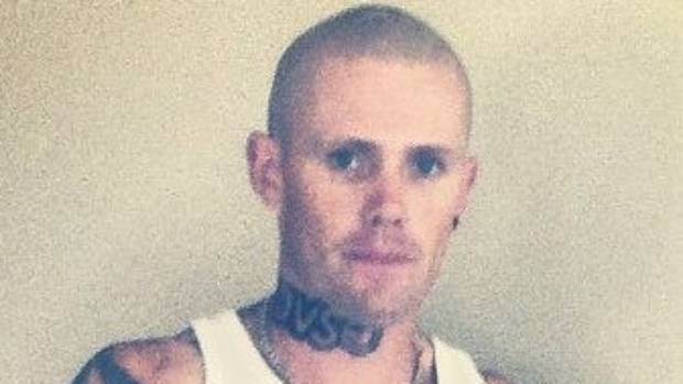 Kasha William Gosset, 35, is one of two men charged with the murder of Bradley Lomax, 24.