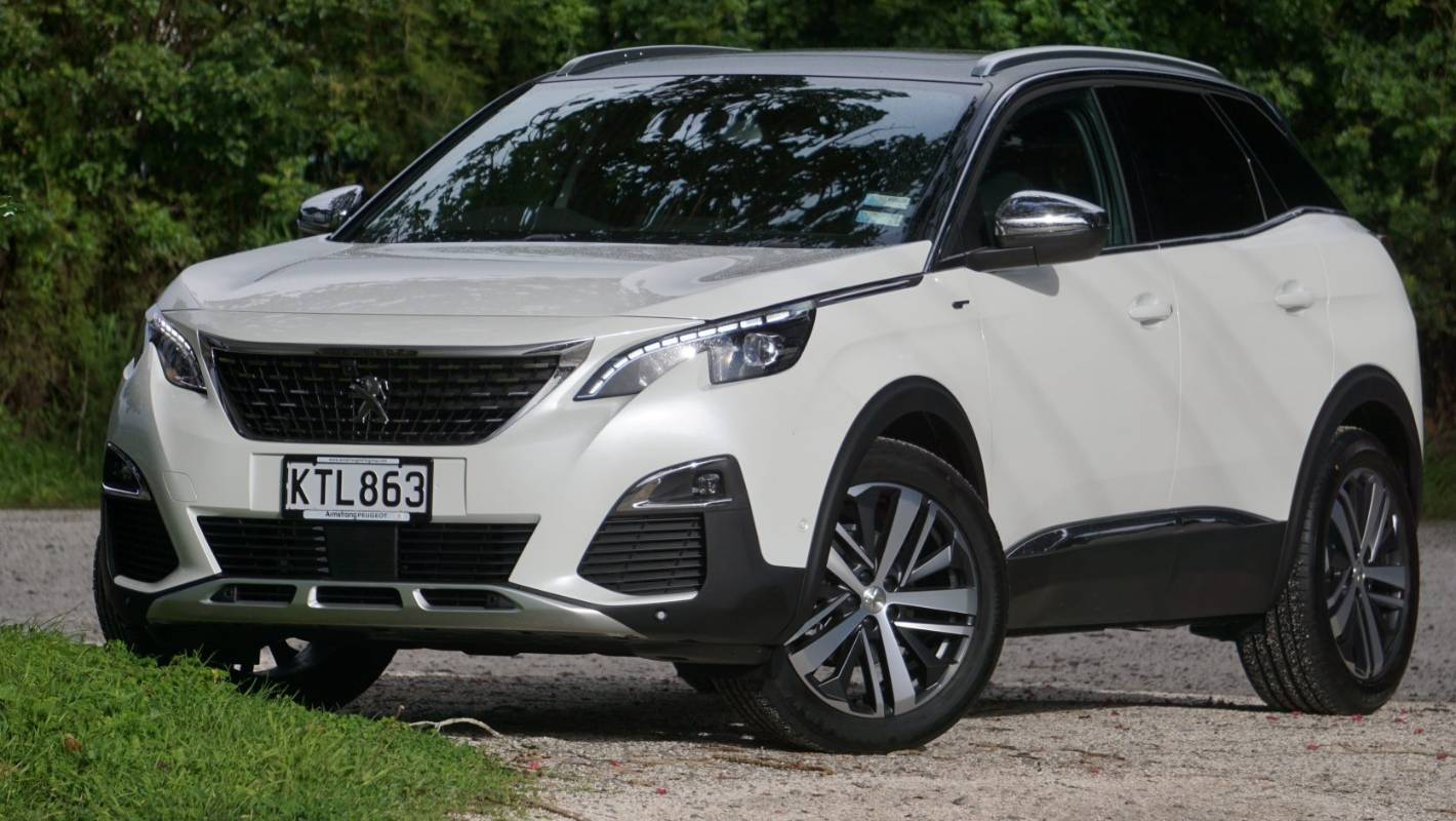 Peugeot 3008 GT Puts The 'swish' Into SUV