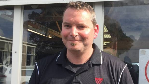 Ryan Moss of Opunake has seen the impact of long-term smoking and wants to kick the habit after 17 years.
