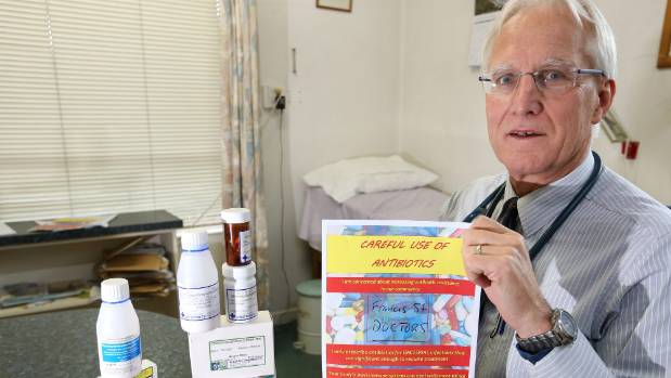 Francis St Medical GP Dr Guy Gardiner is worried there are not enough GPs in Marlborough to manage an increase in ...