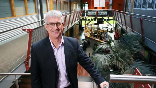 Waikato Innovation Park boss Stuart Gordon is keen to include AgResearch in plans.