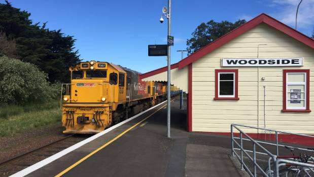 Tour participants will be picked up at Woodside Station just outside Greytown by a bus which will deliver them to town.