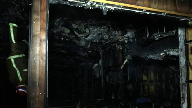 The fire at this Christchurch Airbnb rental has prompted a closer look at fire safety measures.
