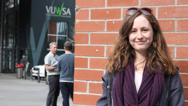 Third year Victoria University student Shana Sygrove-Savill said that when it came to starting university, moving to ...