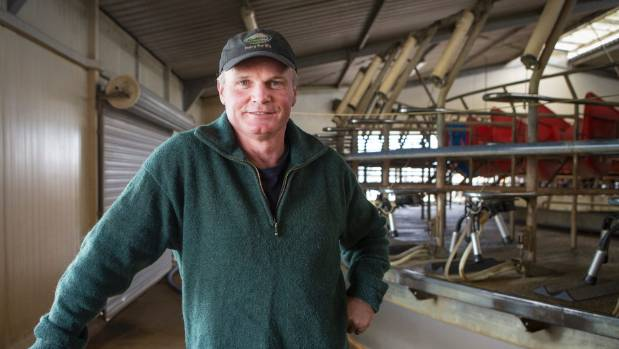Waikato Federated Farmers president Andrew McGiven is organising a protest in Morrinsville on September 18.