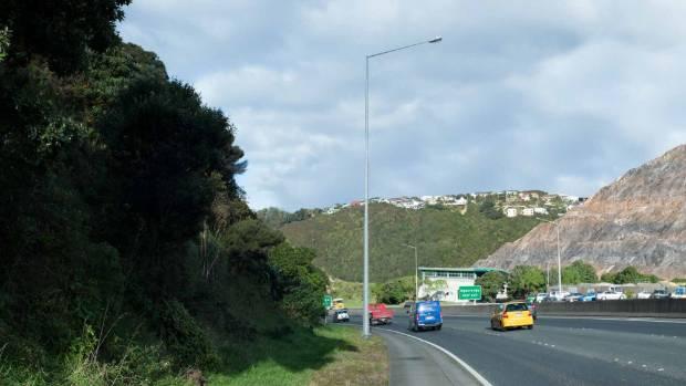 Wellington City Council images show how the unmitigated, maximum development of Kiwi Point Quarry expansion would look ...