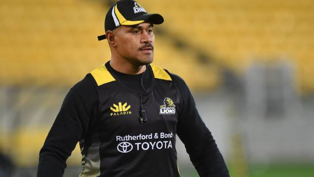 Wellington forwards coach Rodney So'oialo is working hard to put old heads on young shoulders.