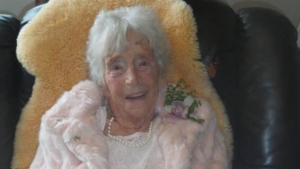 Edith Bramald turned 100 on September 6.
