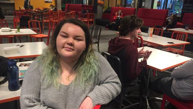 Sarah Gordon said the University of Canterbury offered a scholarship no other university did. She wanted to stay close ...