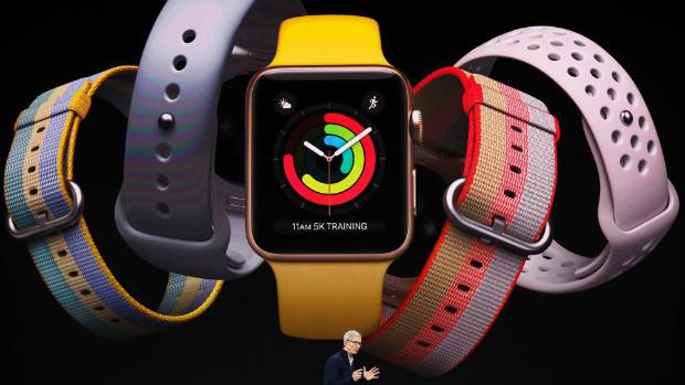 Kiwis will be able to buy the Apple Watch Series 3, but not the version with a cellular connection.
