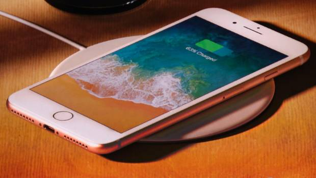 Wireless charging is a neat, but not must-have, feature of the iPhone 8.
