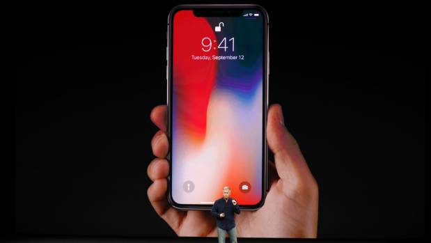 Apple has revealed the iPhone X - a state of the art phone the company is calling the biggest leap forward since the ...