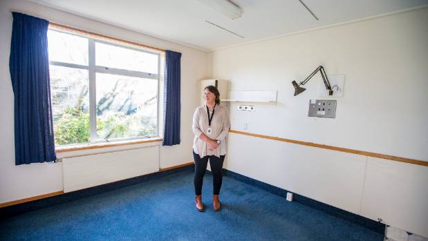 The Nelson Marlborough District Health Board will equip the space to treat patients.