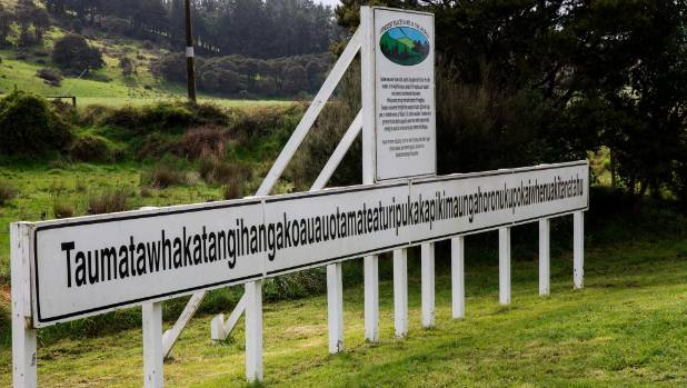 how to say the longest maori word
