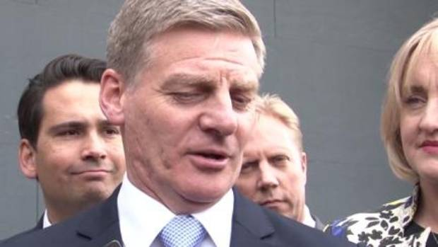 Bill English - leading the charge on attack ads.