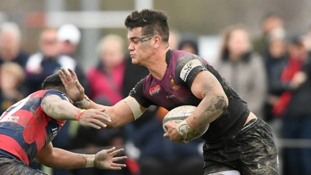 Quinn Tupaea is one of five players from Hamilton Boys' who've made the New Zealand Secondary Schools Development Camp.