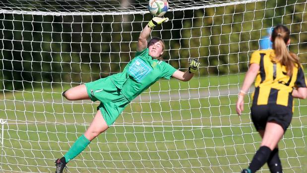 Glenfield's Anna Leat missed the National Women's Knockout Cup final as she was on international duty with the Football ...