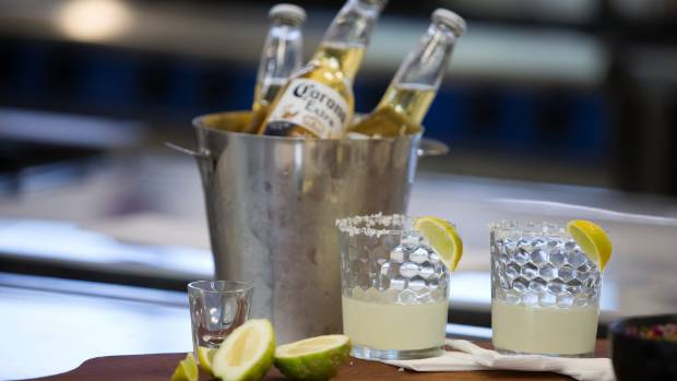 Can you have a Mexican meal without a margarita and bottle of Corona? Yes, but it's better with them.