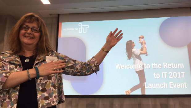 Wellingtonian Stacey Ruscoe says the Return to IT initiative normalises the challenges faced by many women returning to ...