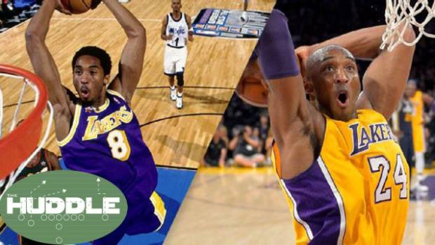 b9b85a9dbc4 Los Angeles Lakers reportedly to retire both No 8 and 24 for Kobe Bryant