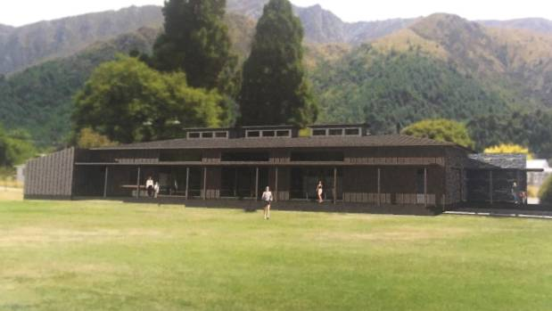 The 630sq m Arrowtown Community and Sports Centre will cater for sports clubs, community groups and private functions ...