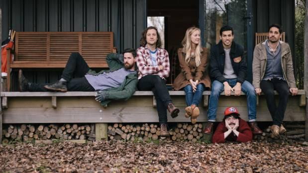 Folk-rock band Miles Calder & The Rumours play the showcase on September 29.