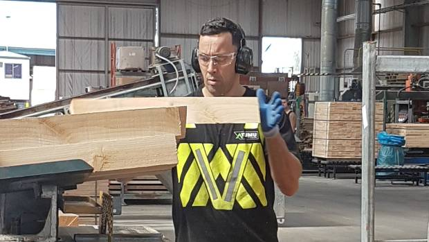 Working at Tumu Timbers in Hawke's Bay has helped Sonny beat a gambling addiction and turn his back on a life of crime.