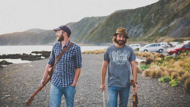 Folk-country duo Ali Whitton and Oliver Vetter are LOST BiRD.