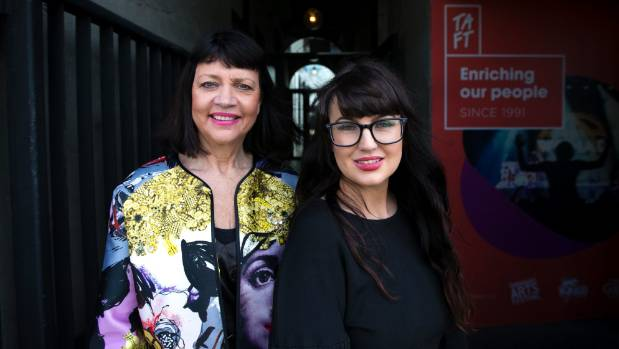 Taranaki Arts Festival Trust's Suzanne Porter and Cleo Wood will attend the award ceremony in Auckland next month.